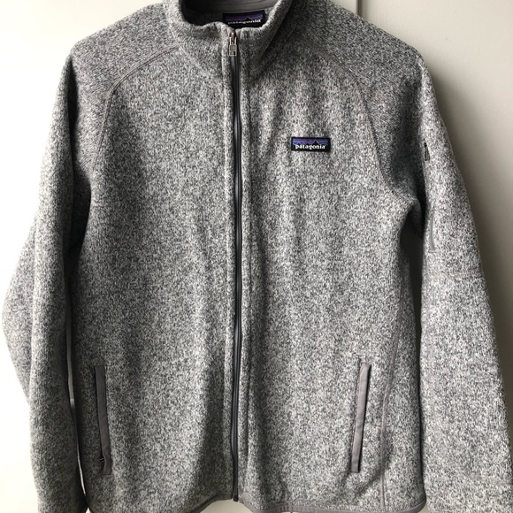 Patagonia Sweaters Womens Better Sweater Fleece Jacket Poshmark